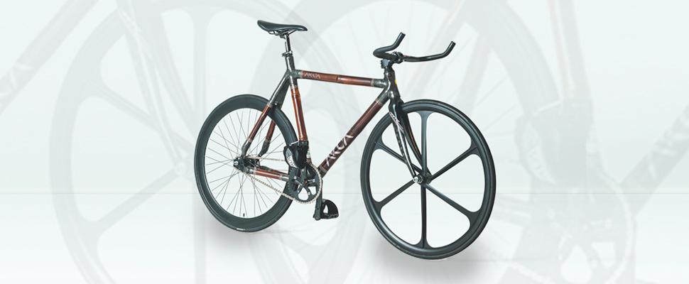 Bicicletas de bambú: la apuesta de un emprendimiento colombiano