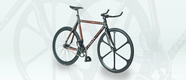 Bicicleta Akua Bambooclass