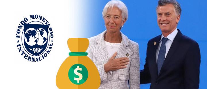 ¿En que momento llega el cuarto desembolso del FMI a Argentina?