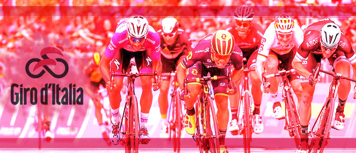 There comes the Giro d'Italia, here the details of the first 'big' competition