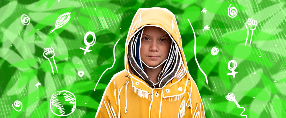 Greta Thunberg: the environmental influencer we need