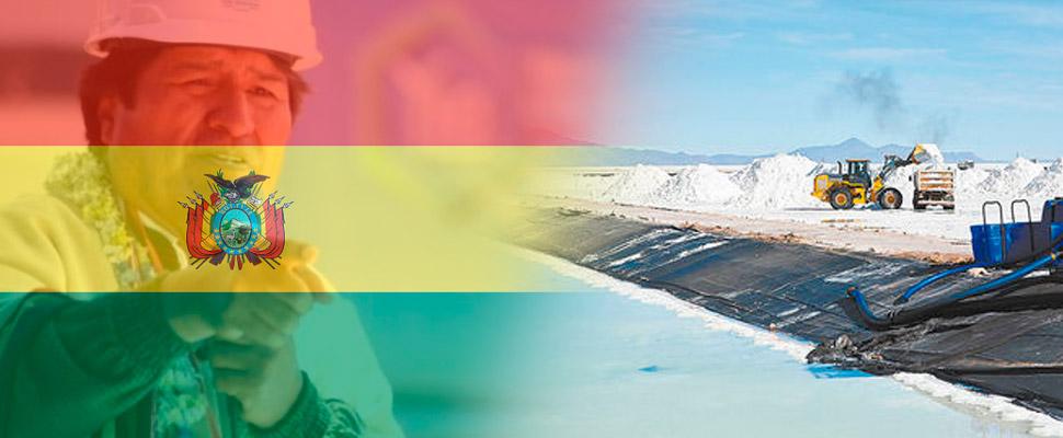 Bolivia le apunta al litio como motor económico