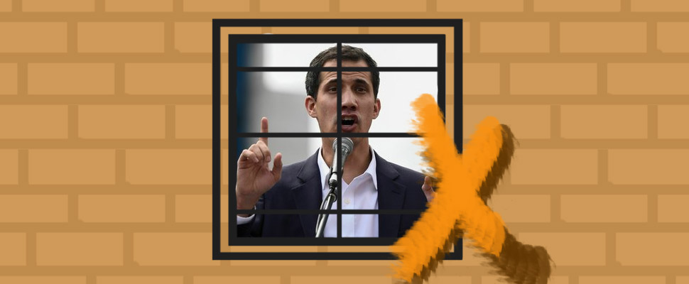 Why did Guaidó lose his window of opportunity?