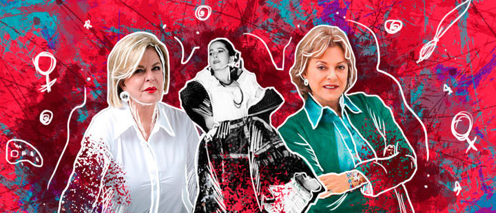 3 mujeres latinoamericanas influyentes en el mundo del arte