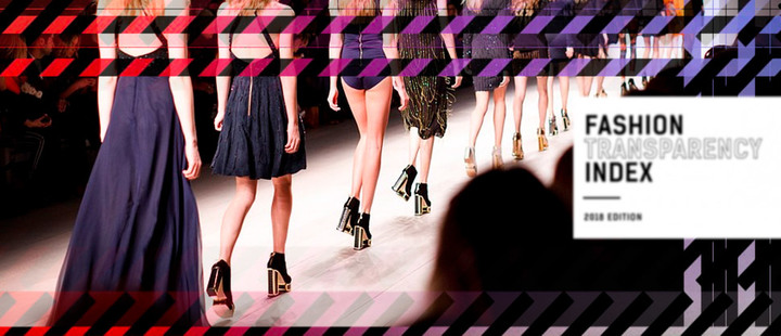 This was the Fashion Transparency Index of the Fashion Revolution Week