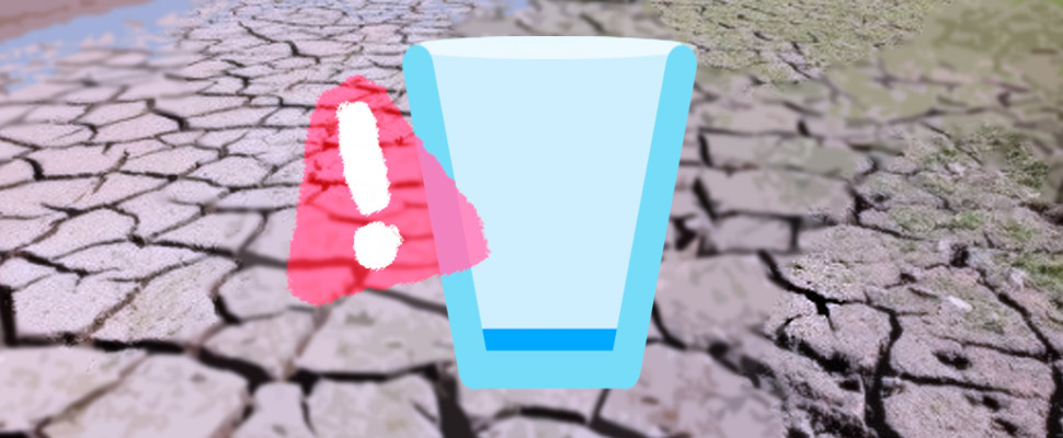 Water is scarce in Latin America