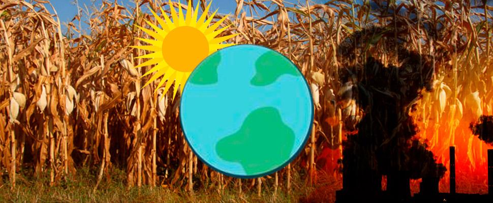Cambio climático, enemigo de las naciones pobres