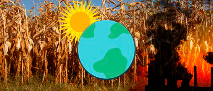 Climate change, enemy of poor nations