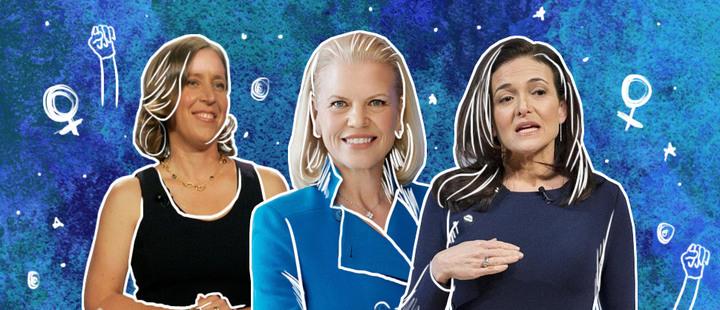 Las 3 mujeres más poderosas en el mundo tecnológico
