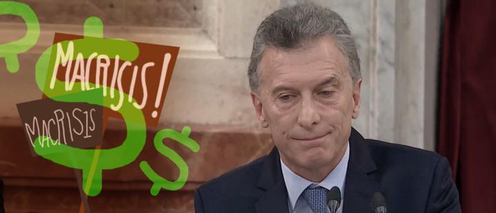 Pánico en la economía argentina: este es el efecto de la 'Macrisis'