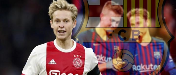 De Jong: the new influence of Dutch football at FC Barcelona