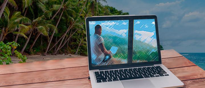 Nómadas digitales: ¿quiénes son y cómo hacerse uno?