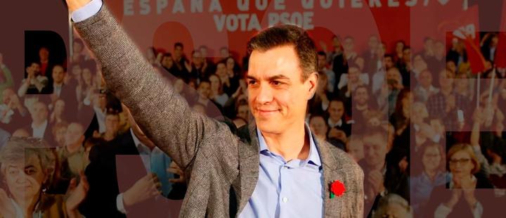 El PSOE gana las elecciones en España