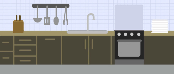 Small kitchen: How to maximize the spaces?