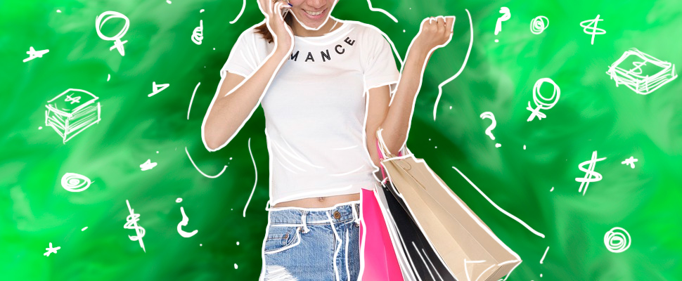 A pesar de ganar menos dinero, las mujeres suelen gastar más ¿Por qué?