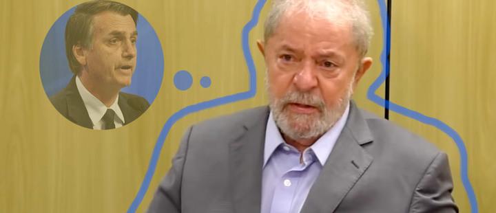 Brazil: Lula da Silva breaks his media silence