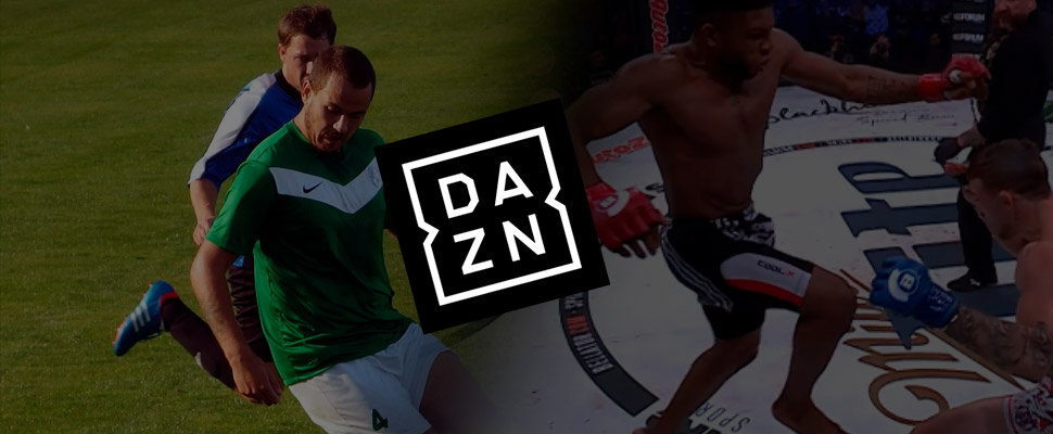 'Sports' Netflix': DAZN arrived in Latin America