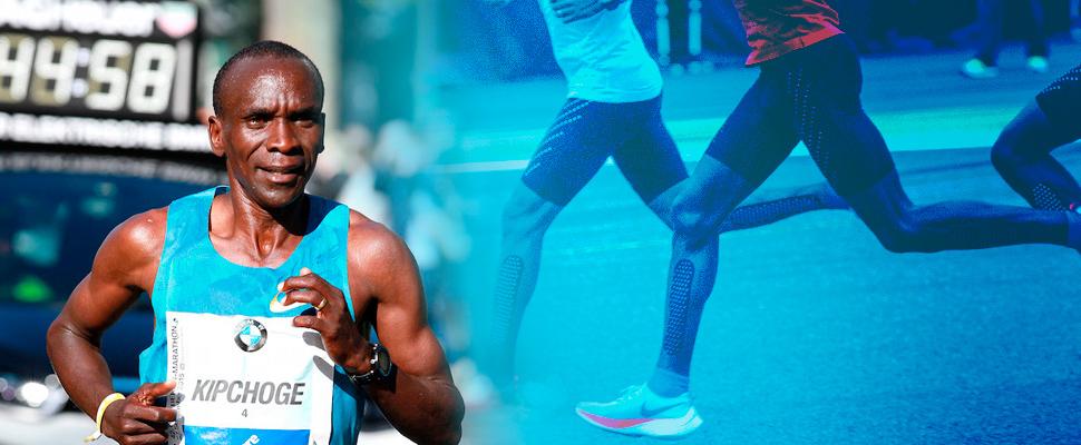 Eliud Kipchoge: ¿el nuevo icono del deporte universal?