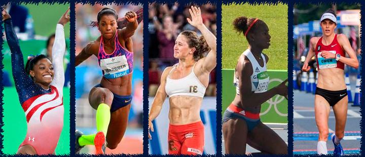Una latinoamericana en el top de las deportistas con mejor condición física