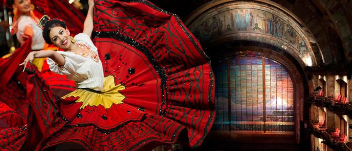 El alucinante Ballet Folklórico de México