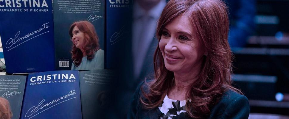 'Sinceramente' de Cristina Fernández de Kirchner: ¿unas memorias o una campaña presidencial?