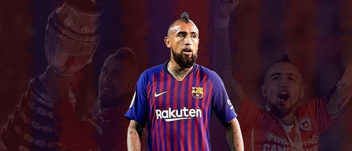 Vidal y Buffon: dos jugadores que rompen records