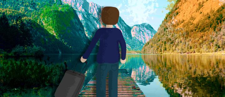 Conoce 5 beneficios de viajar solo