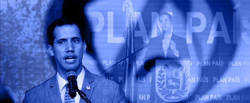 What is Plan País, proposed by Juan Guaidó?