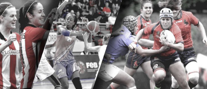 Women's sport keeps growing!