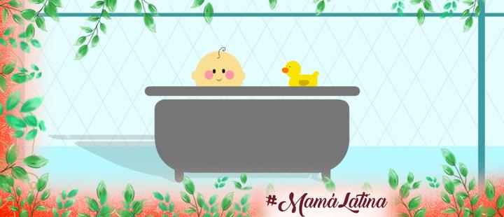 3 Tips para bañar a tu bebé correctamente