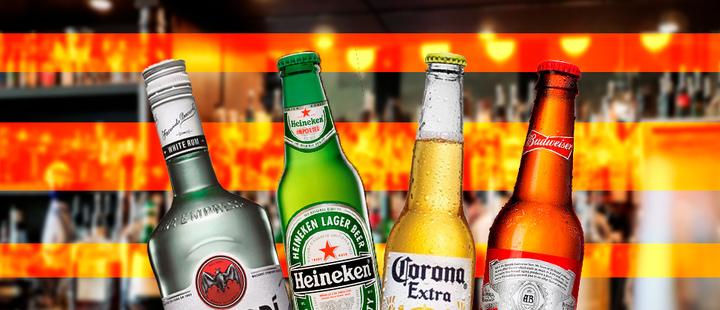 Estas son las marcas de bebidas alcohólicas más valiosas de Latinoamérica
