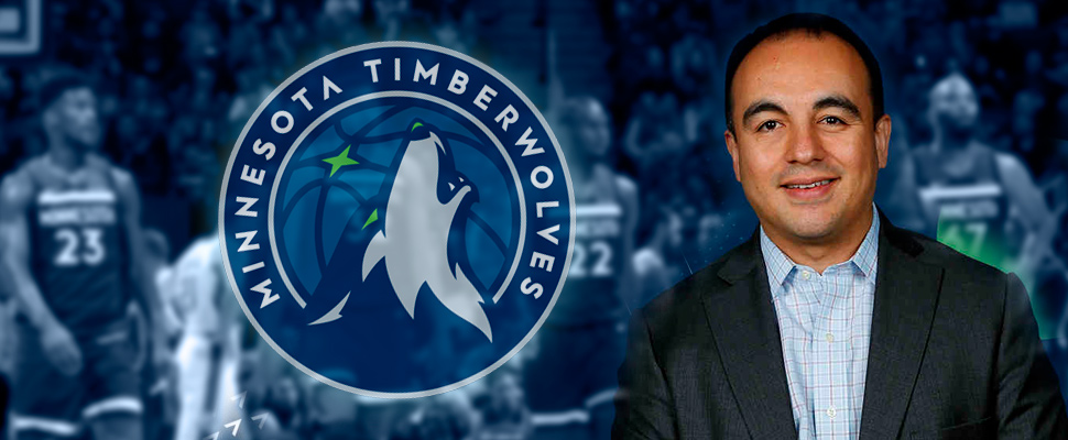 Historical! A Colombian will preside over the NBA's Minnesota Timberwolves