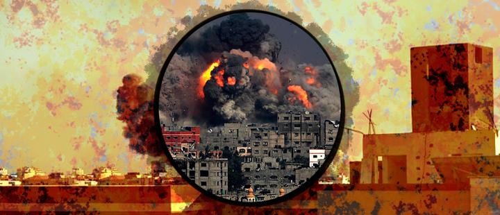 Enfrentamientos en Gaza: los más letales desde el 2014