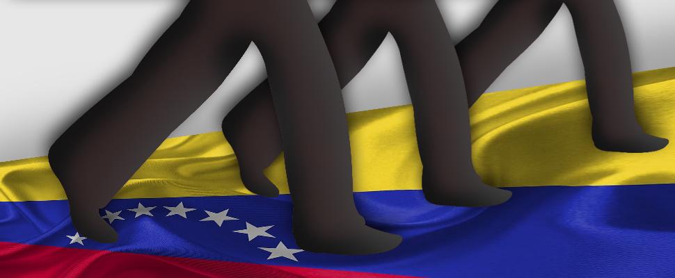 ¿Intervención en Venezuela? Hace mucho empezó