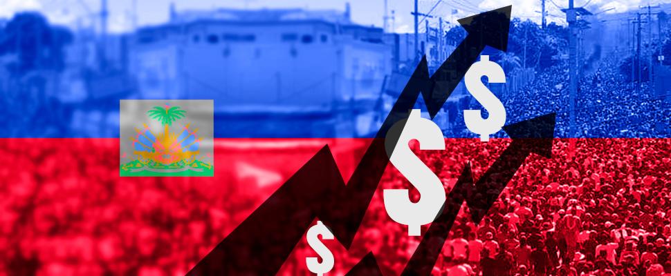 Las manifestaciones en Haití: terribles repercusiones en la economía