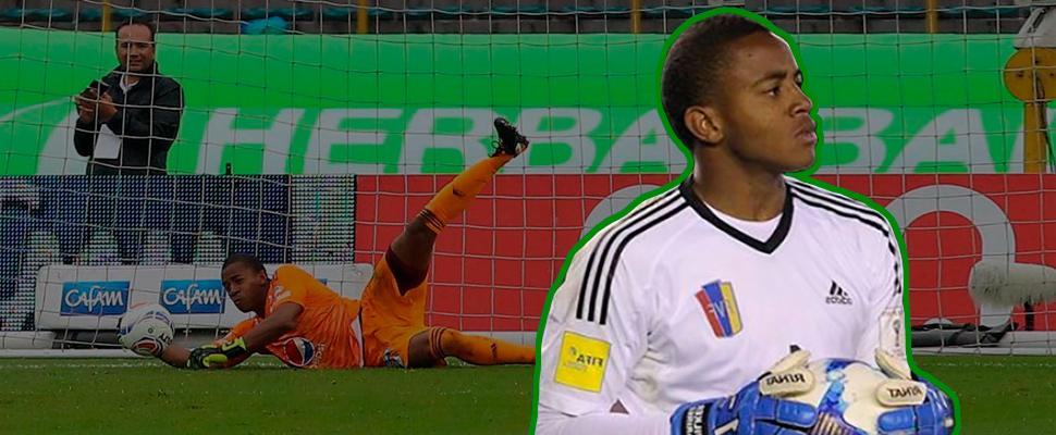 Wuilker Fariñez: the newest famous goalkeeper in Latin America