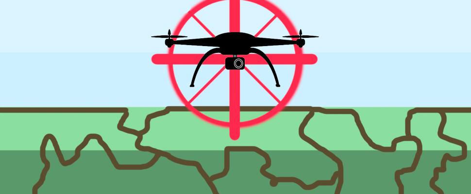 Estos son los límites políticos del uso de drones en América Latina