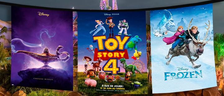 Disney anunció el calendario de sus películas hasta el 2027