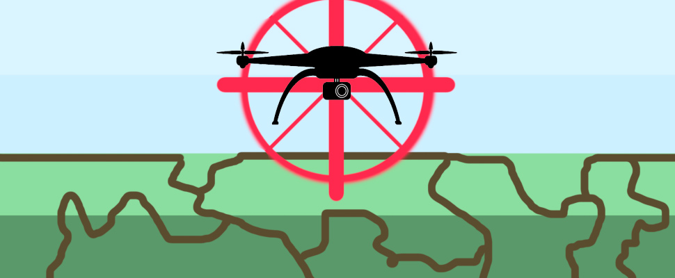 These are the political limits of the use of drones in Latin America