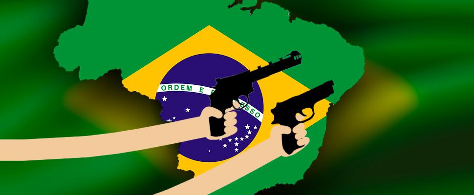 Brasil: cada vez más cerca al libre porte de armas