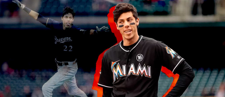 Christian Yelich incredible streak in the 2019 Major League Baseball