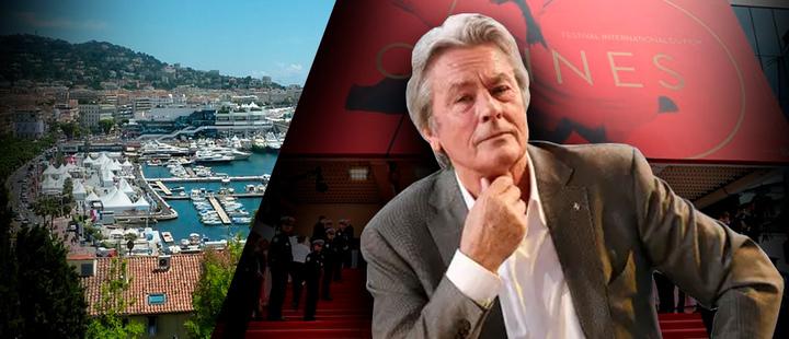 Polémica en Cannes: Alain Delon y la petición en contra de su premiación