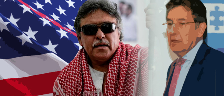 JEP and its decision to release Jesus Santrich