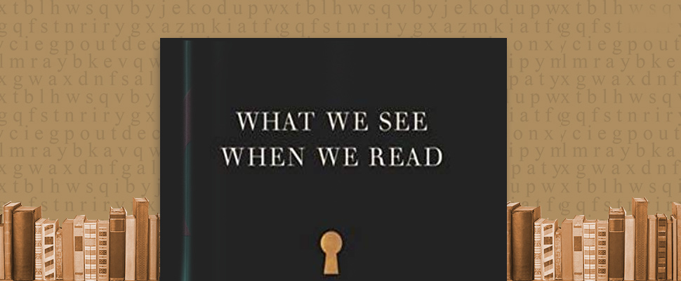 "Latam Booklook: ""What we see when we read"" by Peter Mendelsund"