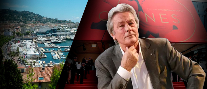 Controversy at Cannes: Alain Delon and the petition against his award