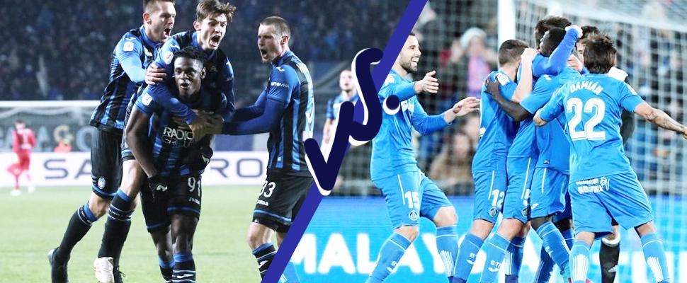Atalanta y Getafe: las grandes revelaciones del fútbol europeo en 2019