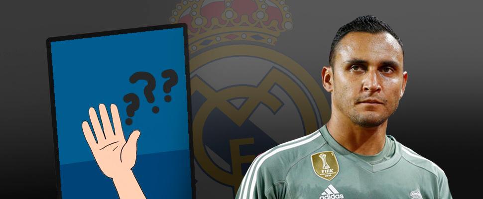 Por esto salió Keylor Navas del Madrid ¿cuál será su próximo equipo?