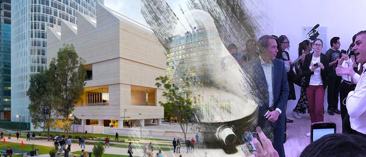 Duchamp y Koons se toman la Ciudad de México