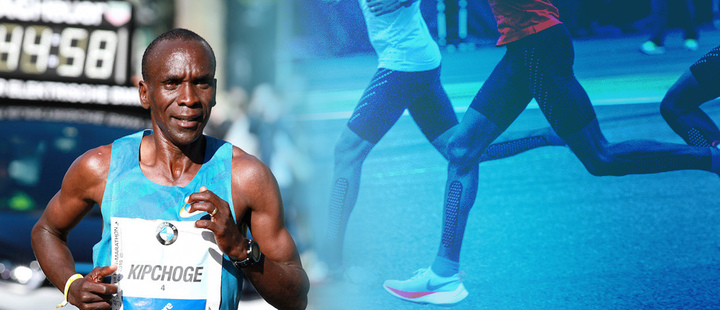 Eliud Kipchoge: the new icon of universal sports?