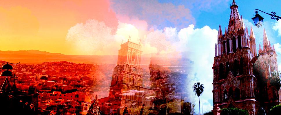 San Miguel de Allende, el glorioso bastión del arte virreinal